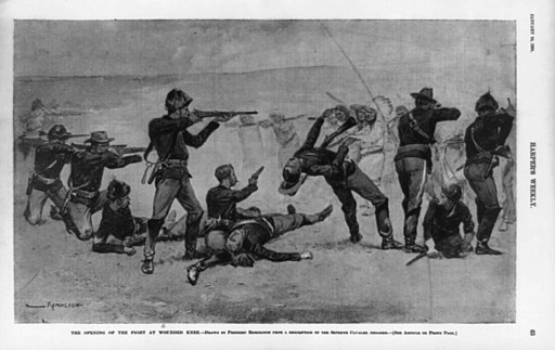 The_opening_of_the_fight_at_Wounded_Knee